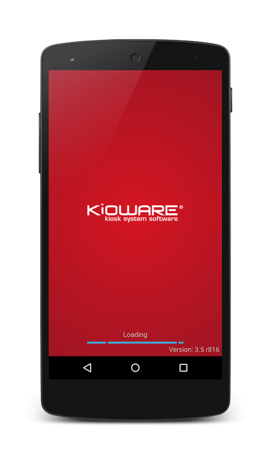 KioWare for Android Kiosk App - screenshot