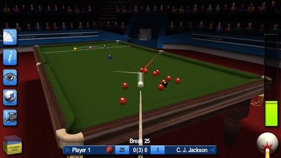 Pro Snooker 2015- screenshot thumbnail