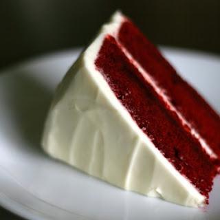 Red Velvet Cake (a.k.a. Waldorf Astoria Cake)
