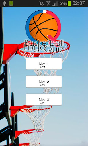 Basketball Logo Quiz