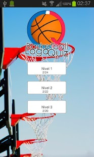 Basketball Logo Quiz - screenshot thumbnail