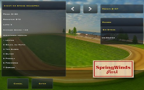 Race Horses Champions - screenshot thumbnail