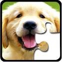 Puzzler Kids Puppies logo