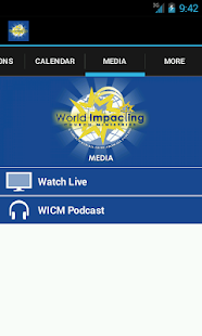 WICM Mobile - screenshot thumbnail