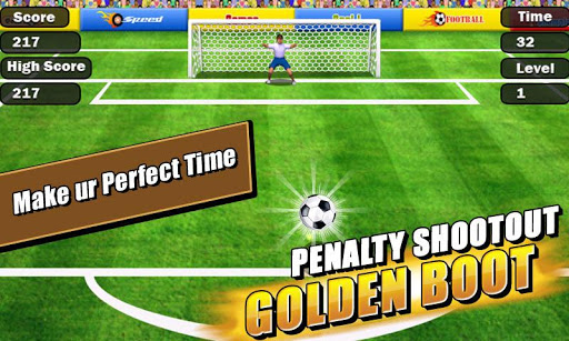 【免費體育競技App】Penalty Shootout-Golden Boot-APP點子