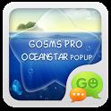 GO SMS Pro OceanStar Popup ThX icon