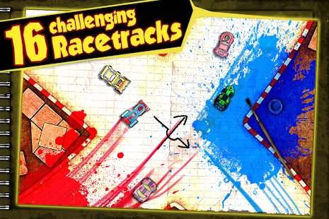 Paper Racer- screenshot thumbnail