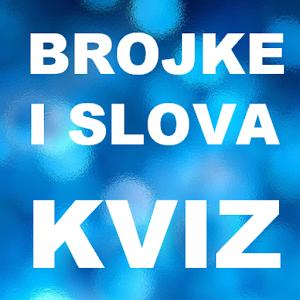 Brojke i slova (kviz) for PC and MAC