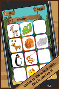 Animal Find - screenshot thumbnail