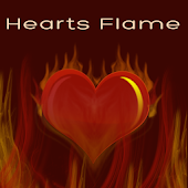 Hearts Flame Keyboard