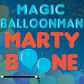 Magic Balloonman Marty Boone