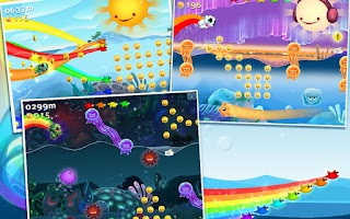 Screenshot of Sea Stars