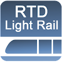 TransitGuru Denver RTD Rail logo