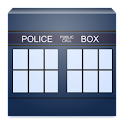 Animated TARDIS Widget icon