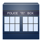Animated TARDIS Widget icon
