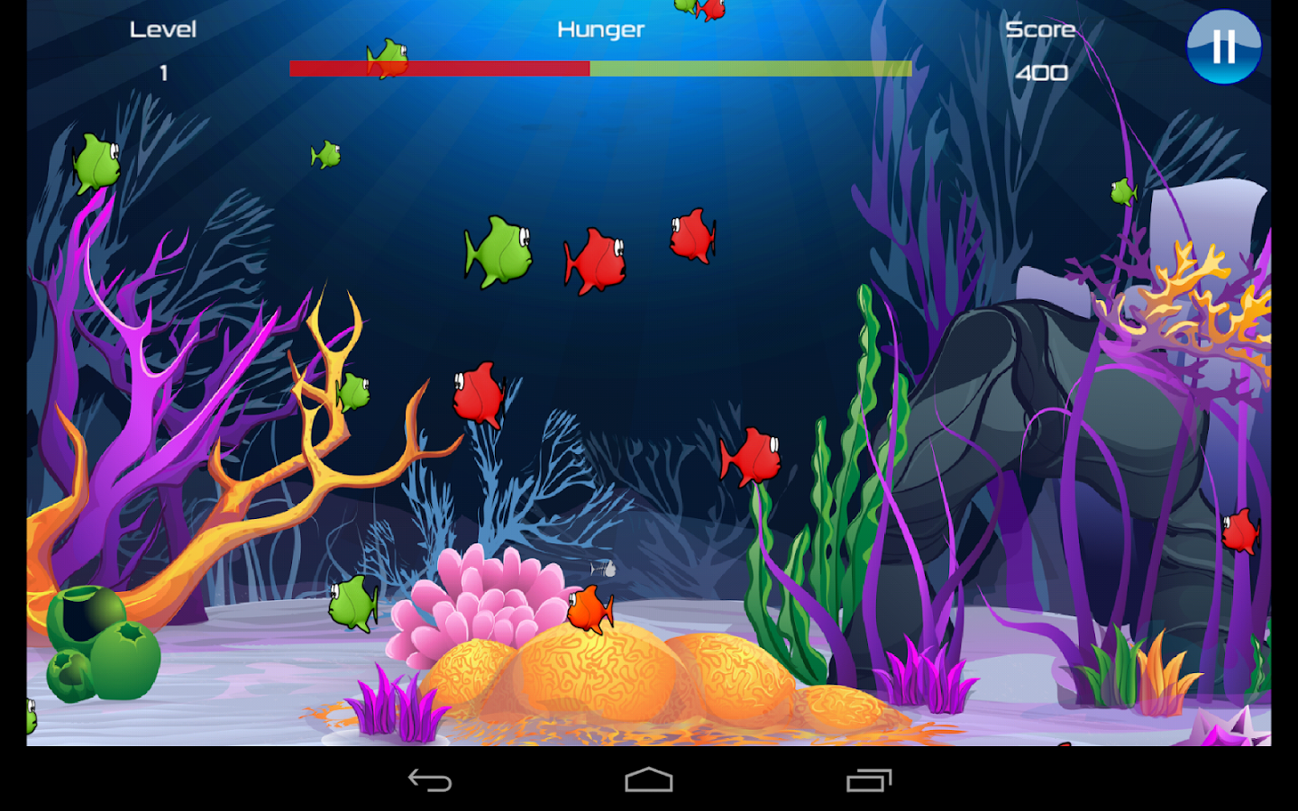 Little Fish- screenshot