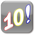 10! - Arithmetic Puzzle Game - icon