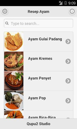 免費下載書籍APP|Resep Masakan Ayam app開箱文|APP開箱王