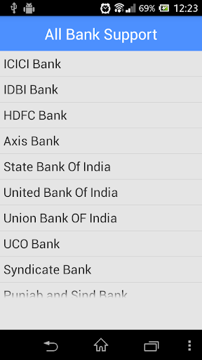 All Bank customer support IND