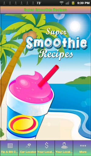 Super Smoothie Recipes