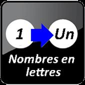 Nombres en lettres