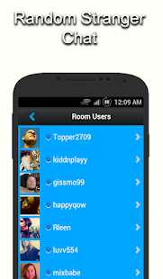 App Random Stranger Chat APK for Windows Phone | Android games and apps