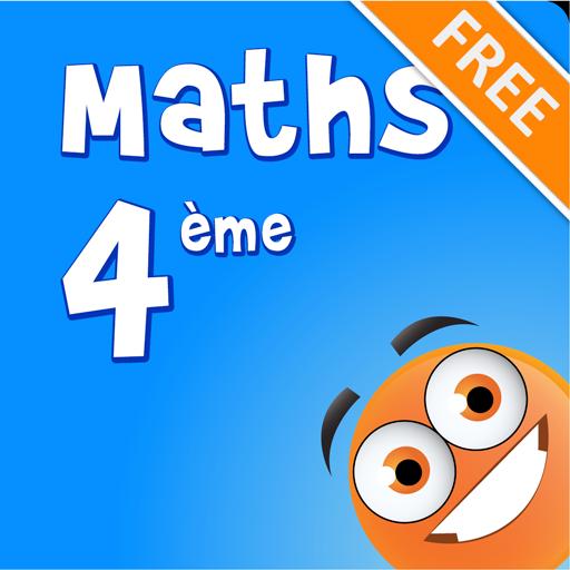 iTooch Mathématiques 4ème Icon