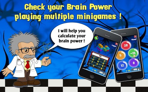 Brain lab - brain age games IQ - screenshot thumbnail
