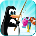 Alex the Fishing Penguin icon