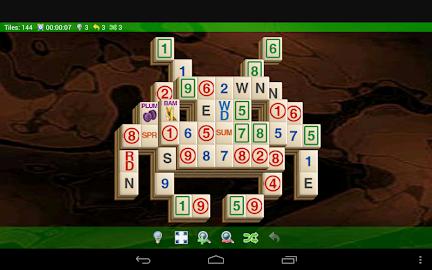 Mahjong Captura de pantalla 4