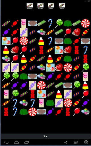 Candy Games Free