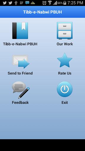 玩免費書籍APP|下載Tibb-e-Nabwi PBUH app不用錢|硬是要APP