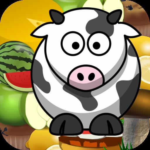 幼儿 : 动物及食品 LOGO-APP點子