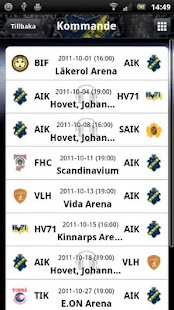 AIK Rinkside - screenshot thumbnail