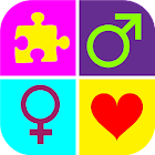Amour, Sexe & Relations - Jeu icon