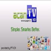 aCanTV For GoogleTV