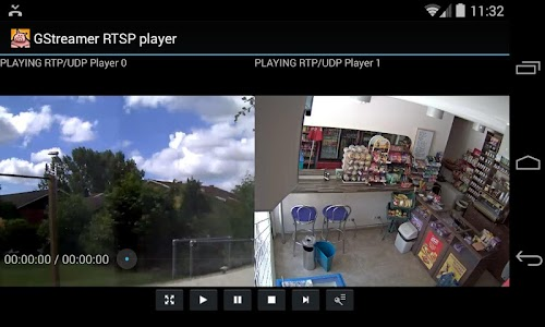 RTSP Camera Viewer screenshot 0