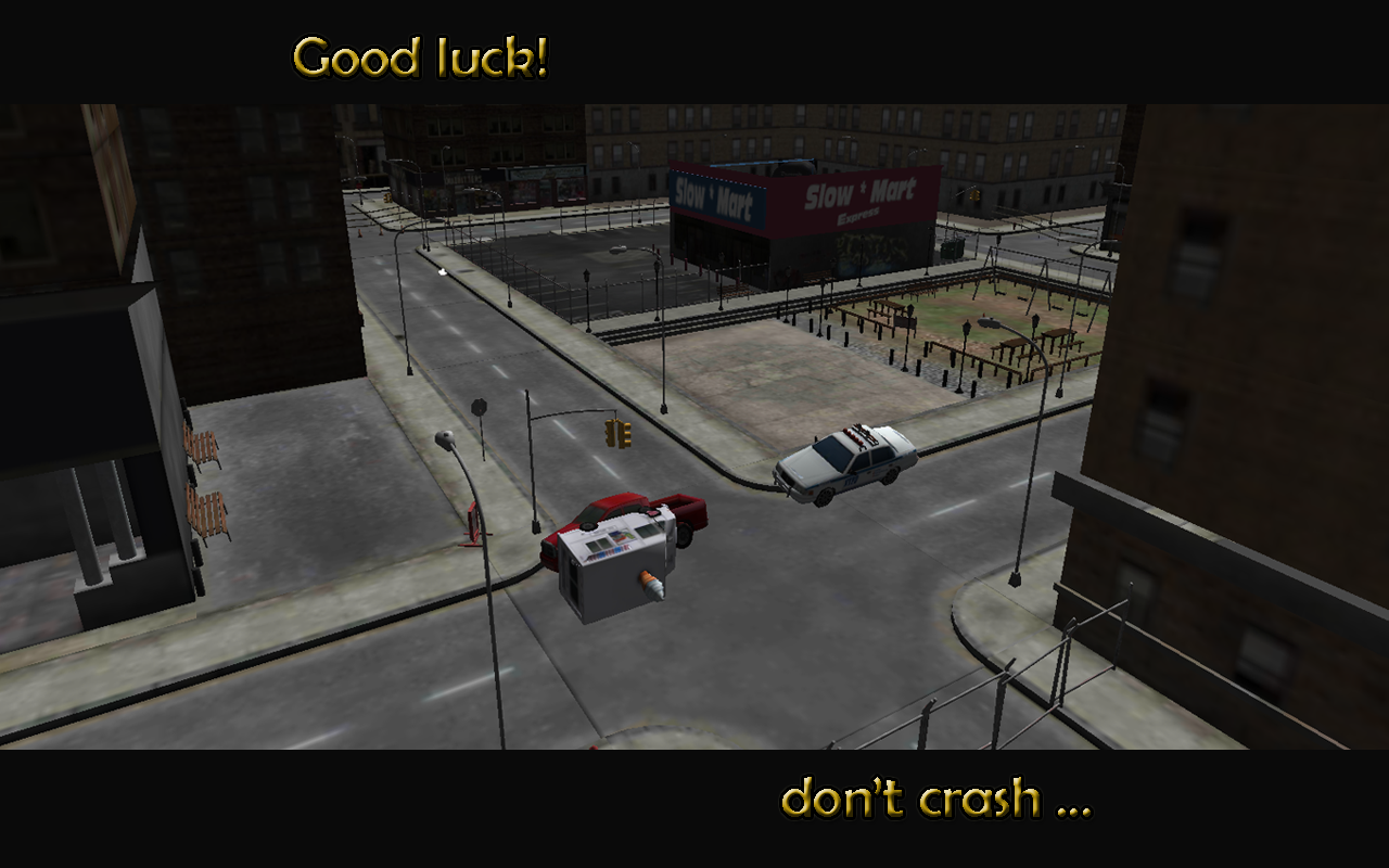 Car City Parking 3D 2 - screenshot