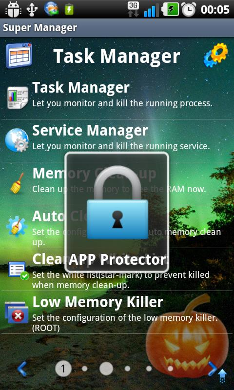 Super Manager 3.0- screenshot