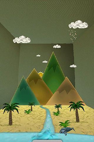 Magic 3DBox Live Wallpaper- screenshot