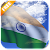 3D India Flag Live Wallpaper file APK for Gaming PC/PS3/PS4 Smart TV