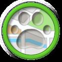 StepWalk 歩数計 icon