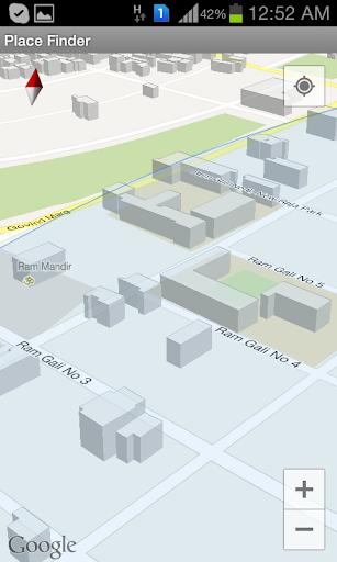 【免費旅遊App】Place Finder - Search Places-APP點子