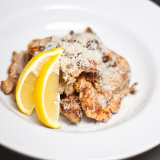Butter Fried Flounder Roe