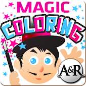 Kids Magic Coloring