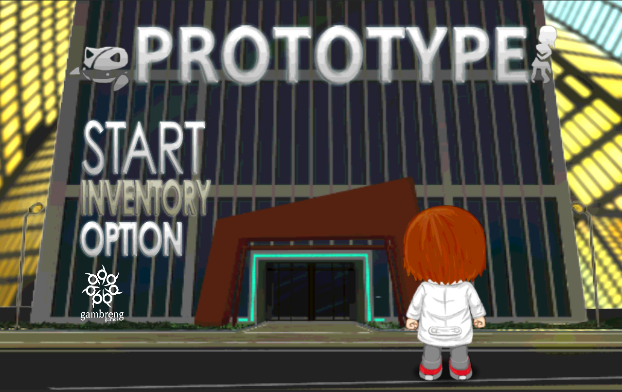 Prototype- screenshot
