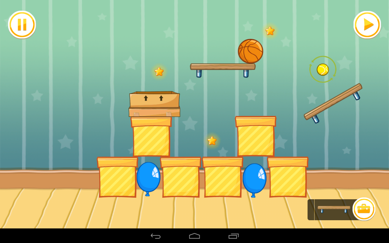 Fun with Physics Experiments Puzzle Game- screenshot