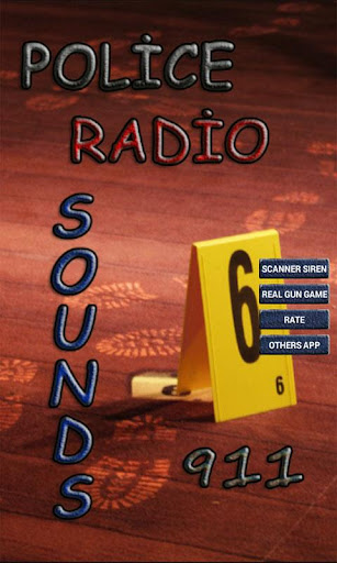 Police Radio Sounds