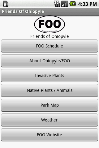 Friends of Ohiopyle - screenshot