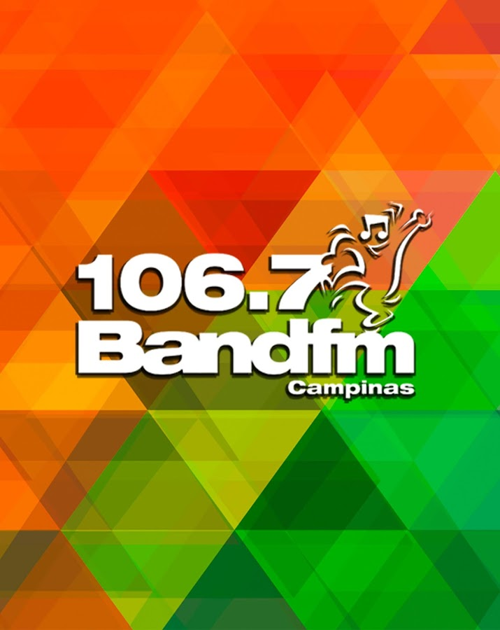 Band FM Campinas 106,7- screenshot
